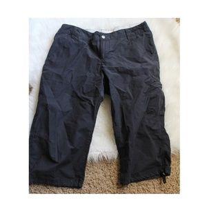 Columbia capri pants (A12/46)